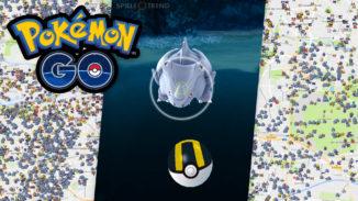Pokémon GO, das heftigste Rihorn Nest