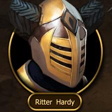 Ritter Hardy in Kingshill