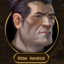 Ritter Kendrick in Kingshill