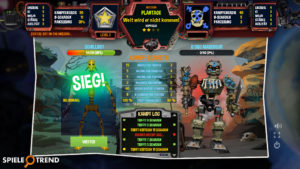 Free 2 Play Roboter Browsergame