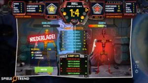 Roboter Kampf Spiel