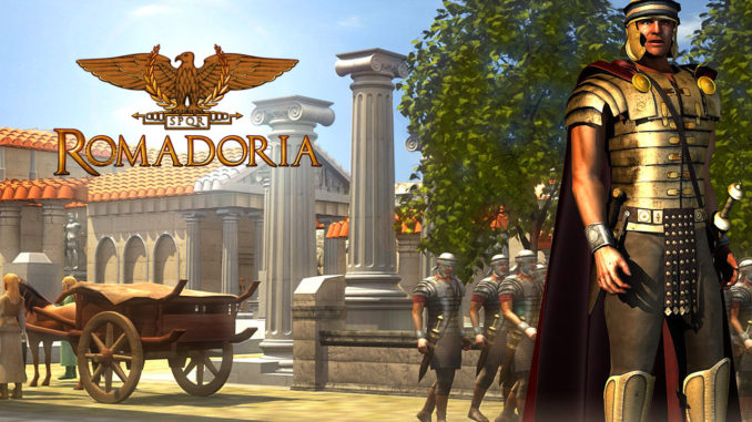 Romadoria Online Strategiespiel