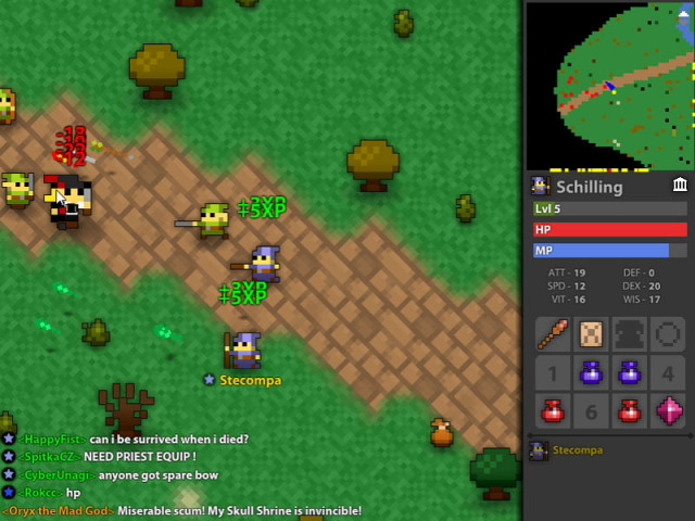Realm of the Mad God (RotMG)
