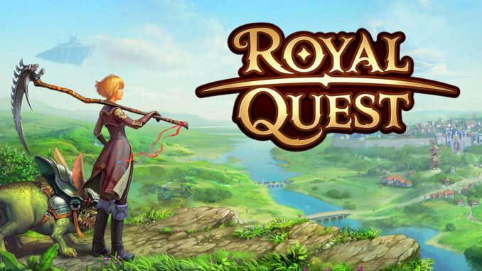 Royal Quest - Hack and Slay Rollenspiel