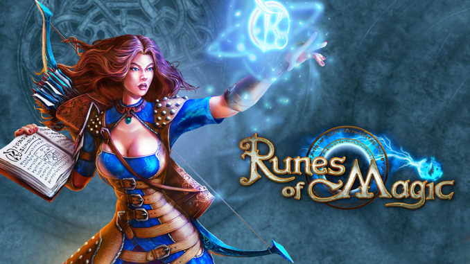 Fantasy-MMORPG Runes of Magic