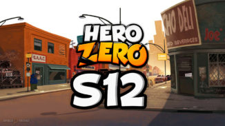 S12 HZ Server 12 in Hero Zero