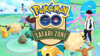 Safari-Zone: Diese Pokémon gab es im CentrO Oberhausen