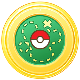 Safari-Zone Medaille