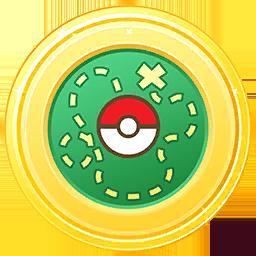 Safari-Zone Medaille