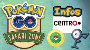 Safari Zone CentrO Oberhausen in Pokémon GO