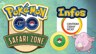 Safari Zone Prag Centrum Cerny Most