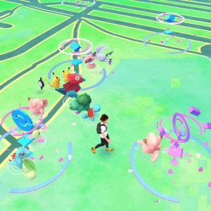 Icognito in Pokémon GO