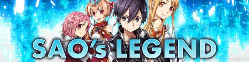 SAO's Legend Online Spiel