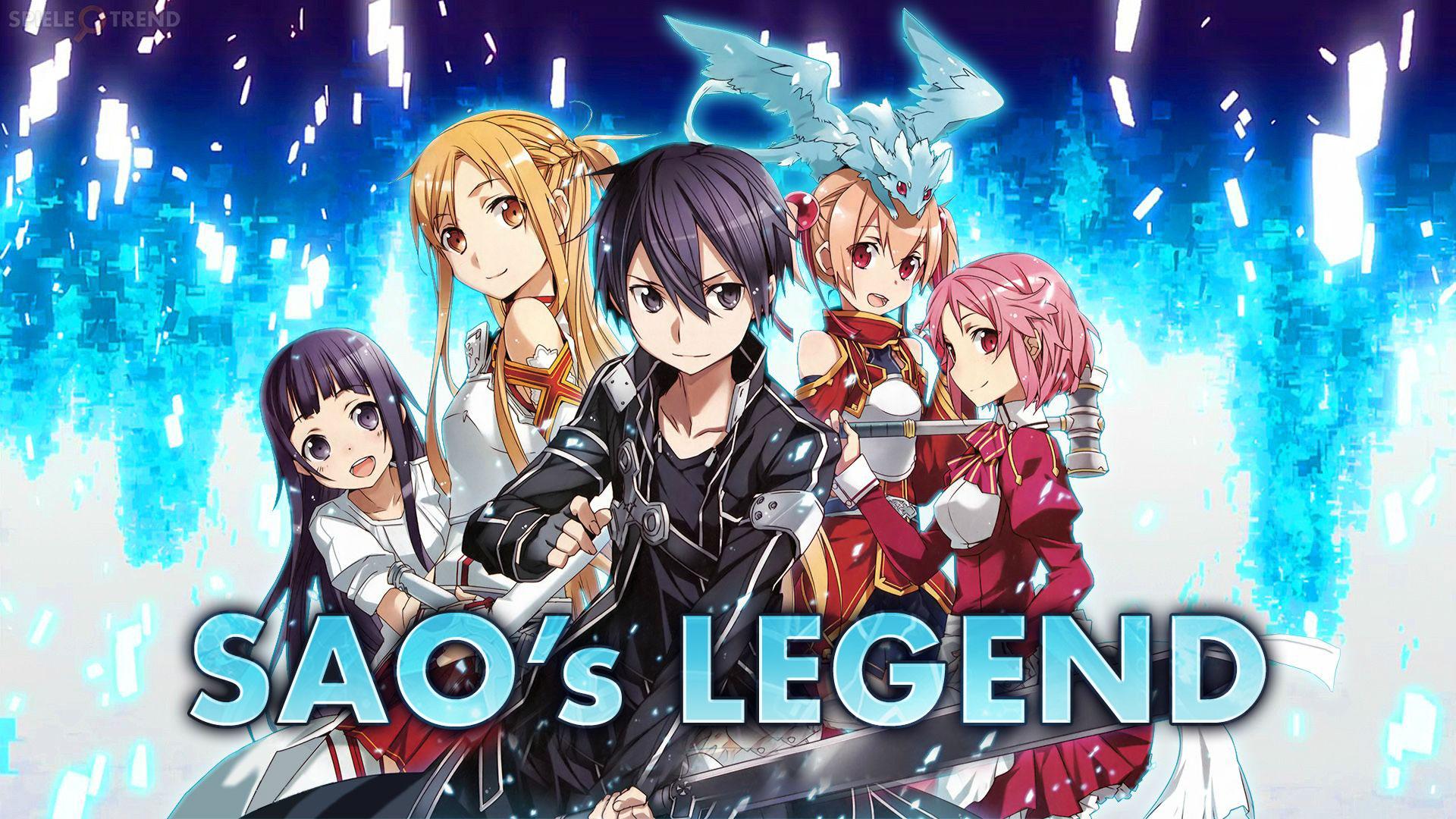 SAO's Legend: Sword Art Online Game