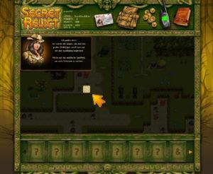 Schatzsucher Browserspiel