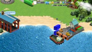 Schiff Simulation