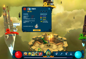 Schwere Dungeons in The Mighty Quest For Epic Loot