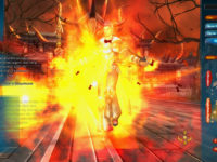 Gunblade Saga Spiel Screenshots