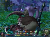 Screenshots zum Free2Play MMORPG Aion