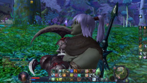 Screenshots zum Free2Play MMORPG Aion