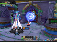 Screenshots zu Aura Kingdom
