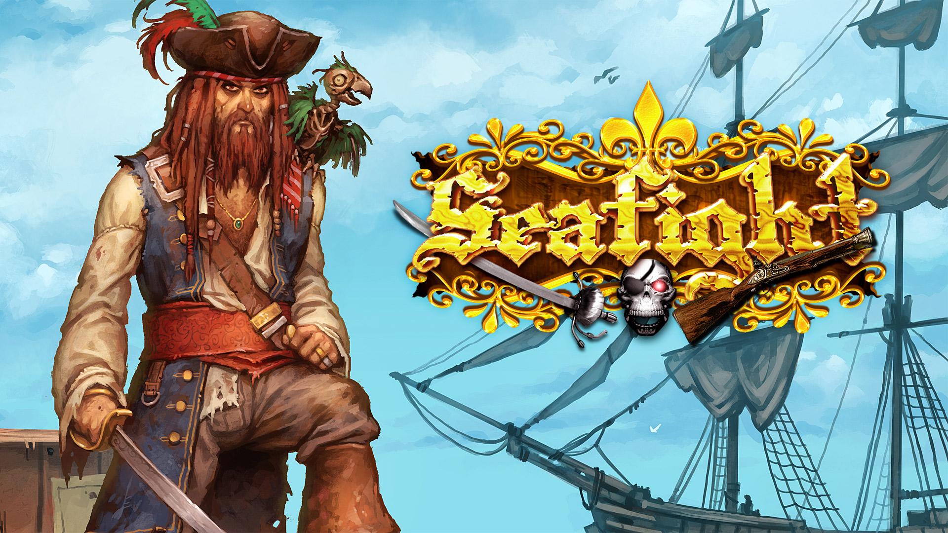 Als Pirat in Seafight spielen