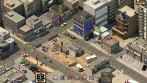 Die Stadt ausbauen