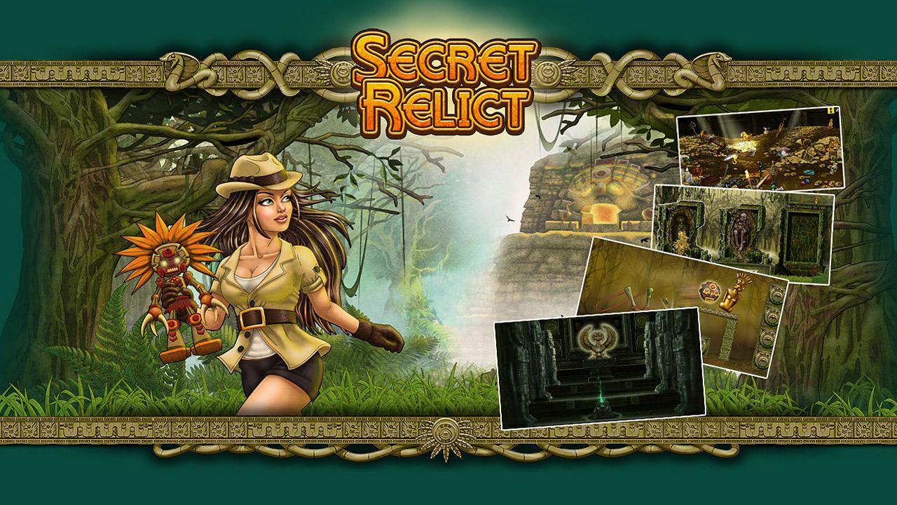 Secret Relict, cooles Rätselspiel