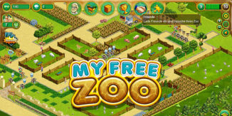 Server Zwei im kostenlosen My Free Zoo Browsergame