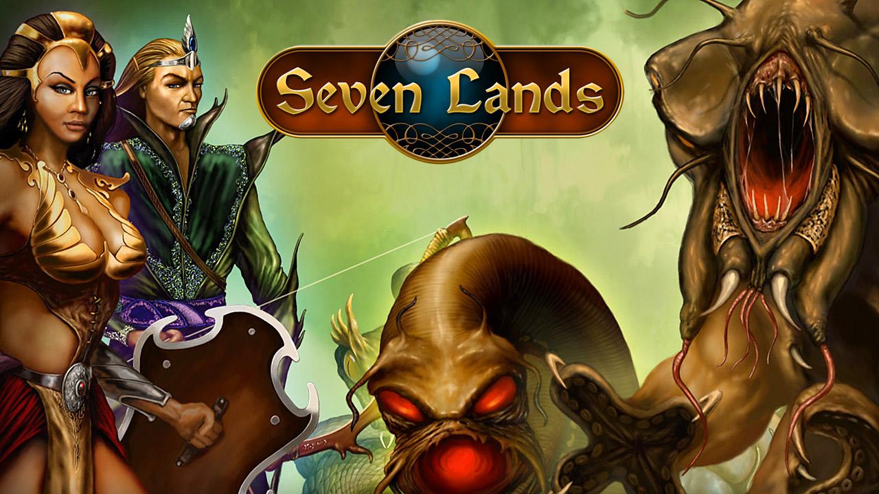 Seven Lands - Strategie-Rollenspiel im Browser