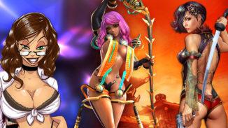 Sex sells: Heiße Heldinnen in Online-Rollenspielen