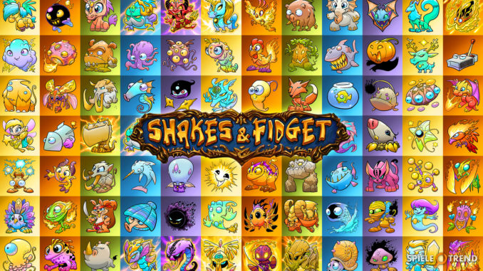 SFGame / Shakes and Fidget Pets finden