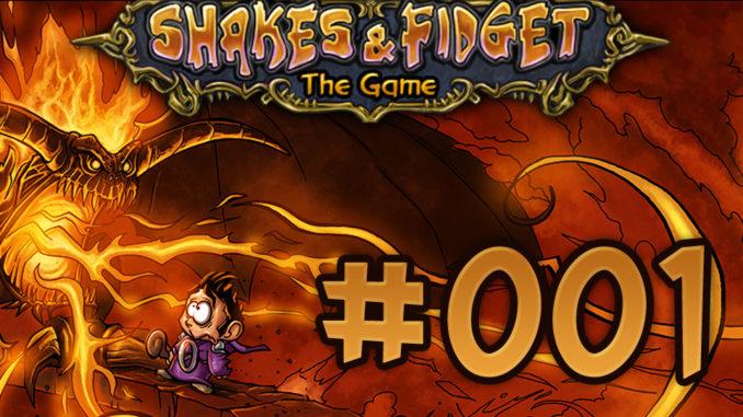 Let's Play Shakes und Fidget #001