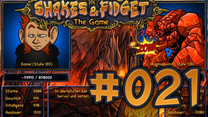 Let's Play Shakes und Fidget #021