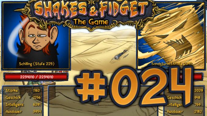 Let's Play Shakes und Fidget #024