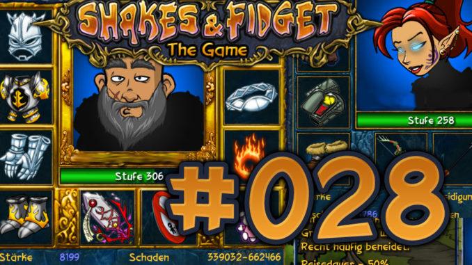Let's Play Shakes und Fidget #028