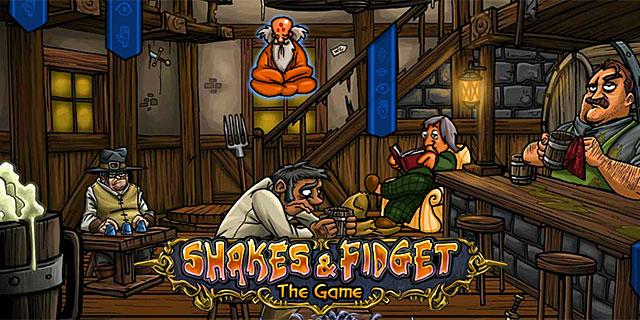 Mehr Erfahrungspunkte im Comic-Spiel Shakes und Fidget