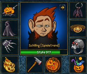 Shakes and Fidget: Full Epic zu Halloween