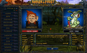 Quests in Shakes und Fidget