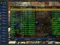 Grüne Post auf Server 34
