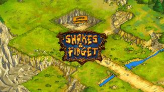 Shakes and Fidget - Die Festung kommt