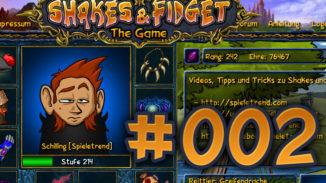 Let's Play Shakes und Fidget #002