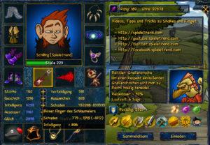 Shakes und Fidget Update 2012 im Rollenspiel