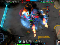 SciFi-MOBA (Shards of War)
