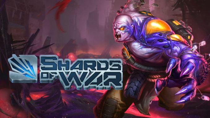 Shards of War Bile Sentinel