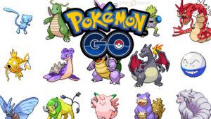 Pokémon GO Shiny Pokédex Liste