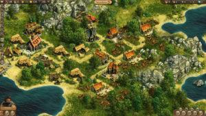 Siedlungen und Dörfer aufbauen