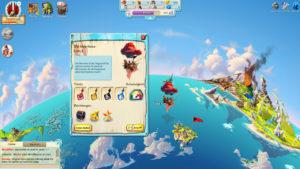 Skylancer, das kostenlose Rollenspiel in luftigen Höhen