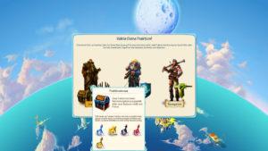 Im Skylancer RPG-Spiel warten verschiedene Fraktionen