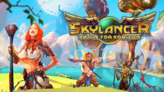 Skylancer: Spiele Vorstellung zum gratis Rollenspiele Browsergame
